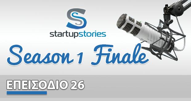 SS 026: Season 1 Finale